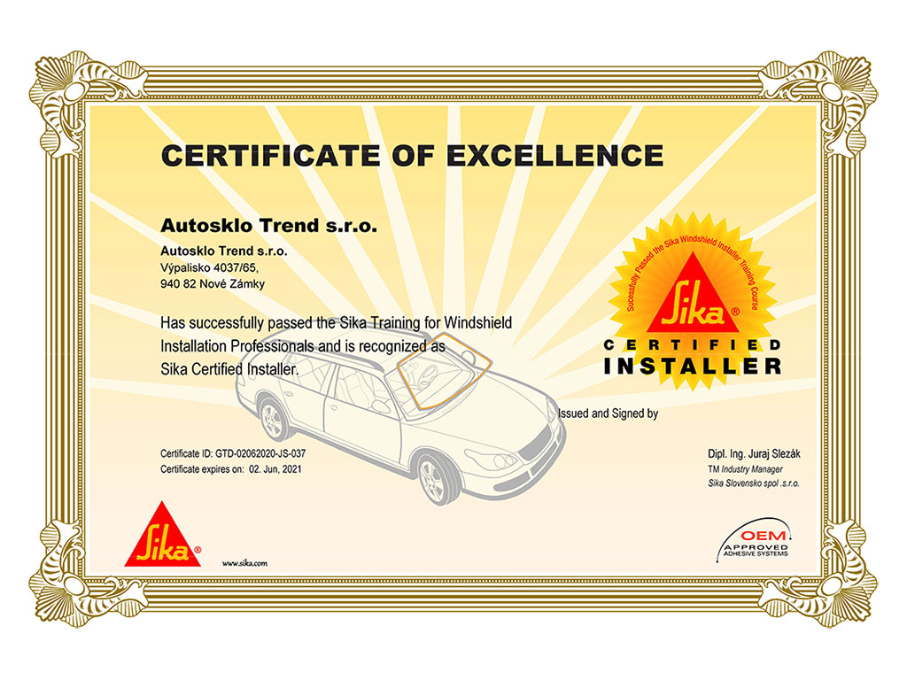 autosklotrend-certificate-of-excellence